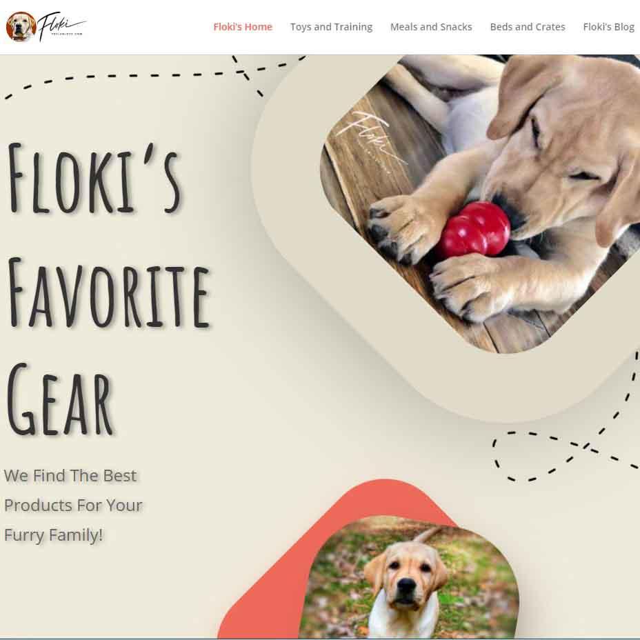 The Lab Love Website